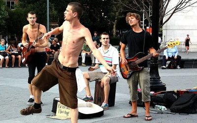 3 Brothers Create One Of The Best Street Bands To Ever Walk The Planet