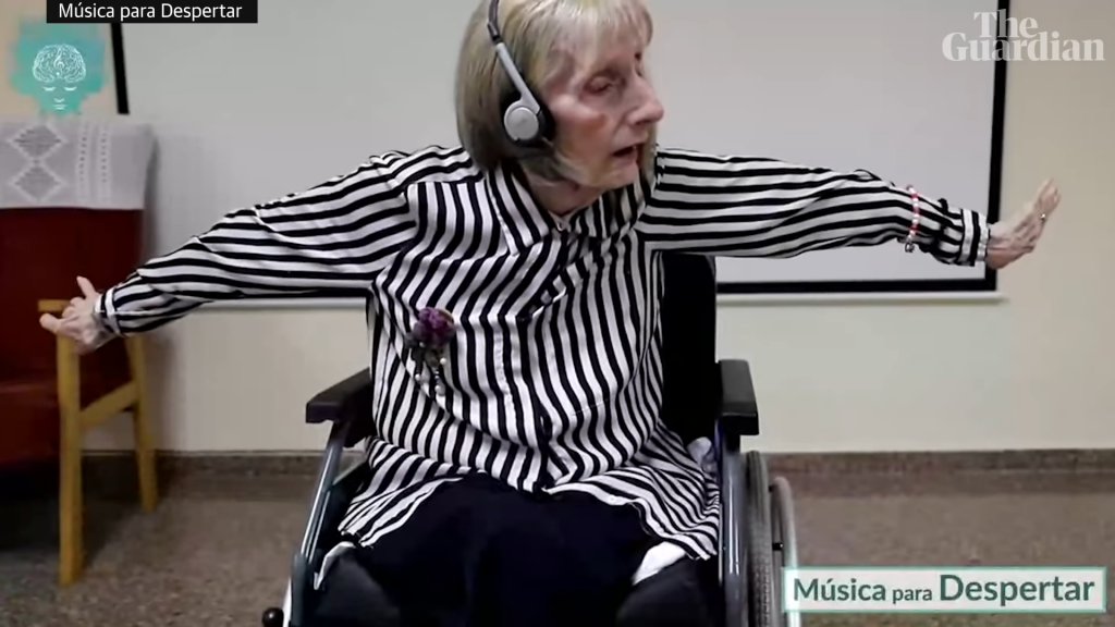 Ballerina With Alzheimer's Viral Video Shows The Importance Of Music In Memory