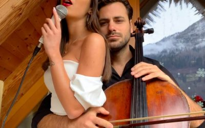 Hauser And Girlfriend Benedetta Caretta Perform Awesome Cover Songs
