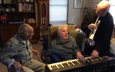 James Lloyd Morrison A 94-Year-Old Jazz Music Legend