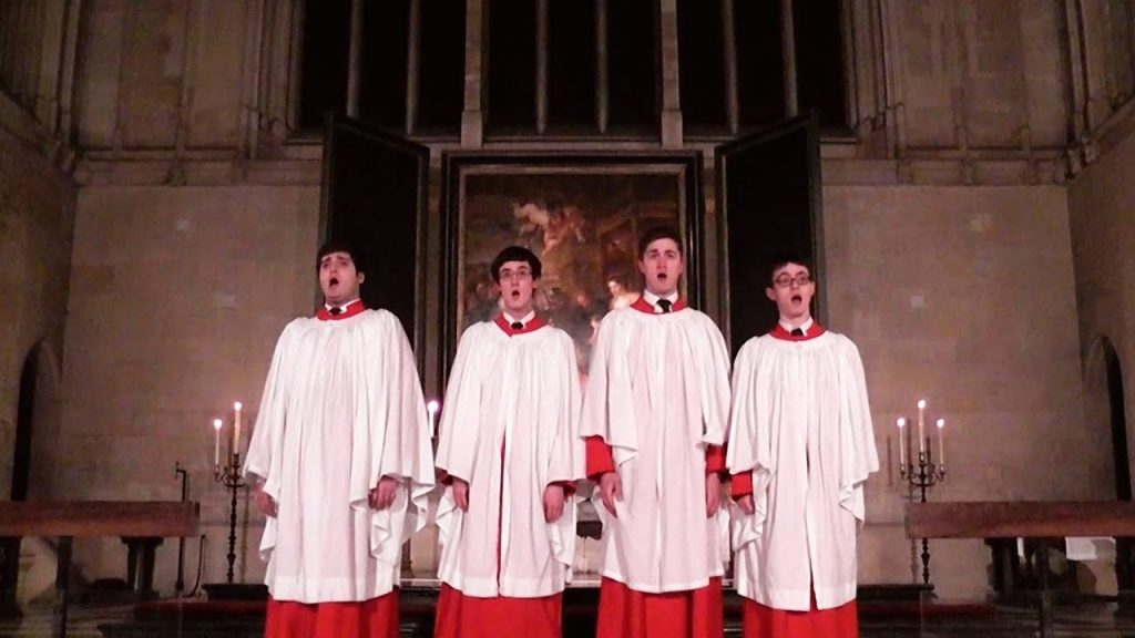 "College Choir Announce A ""Major Change"" In An Elaborate April Fools Day Prank"