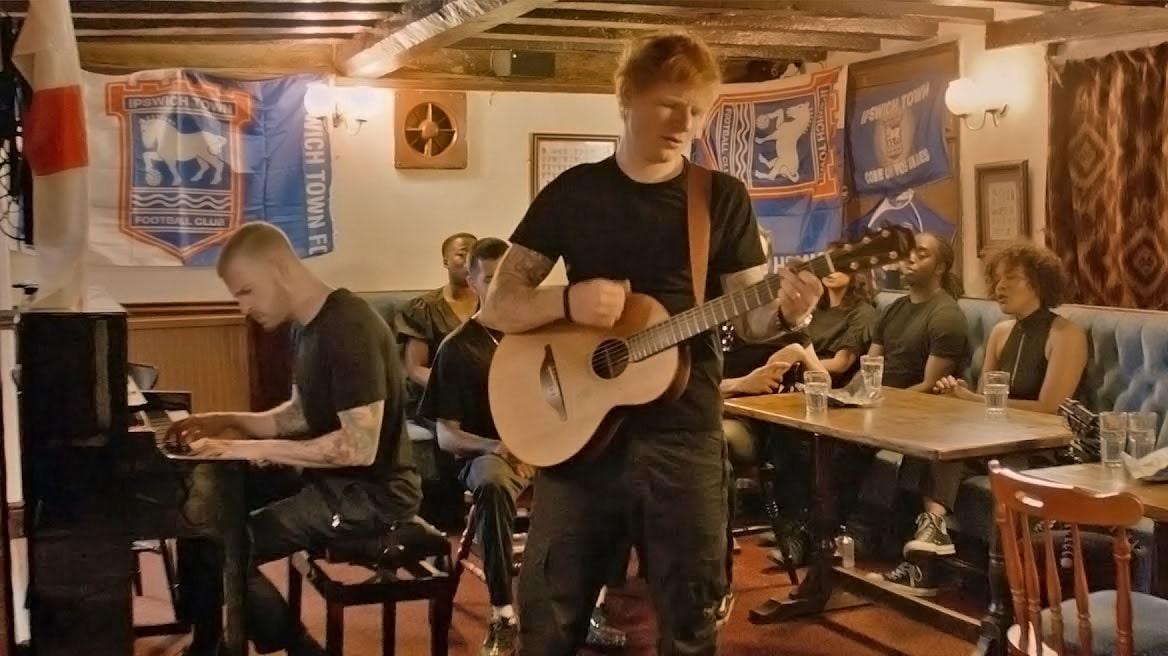 ed sheeran visiting hours live-min